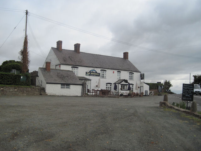 The Windmill public house