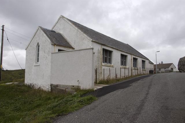 Church Scalpay