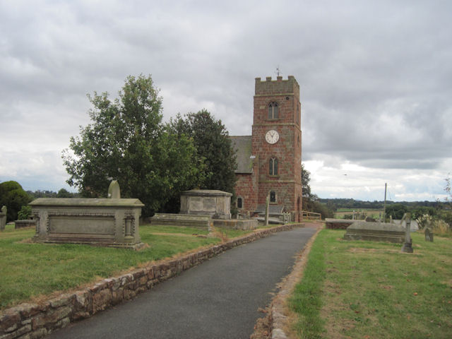 St Chad's Montford