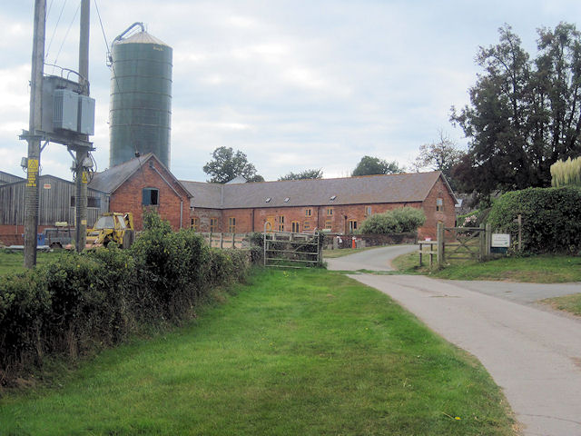 Manor Farm Felton Butler