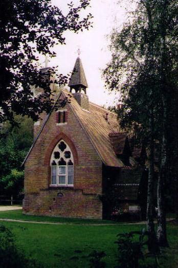Former St Barnabas, East Parley