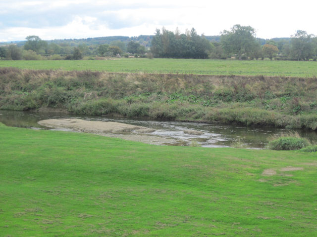 River Severn at  Royal Hill