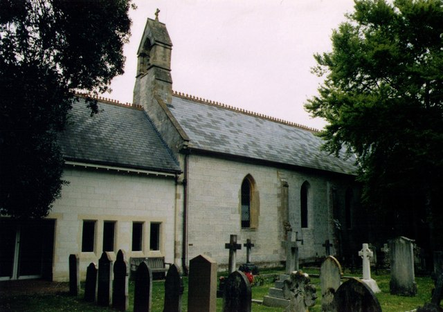 St Mark, Highcliffe