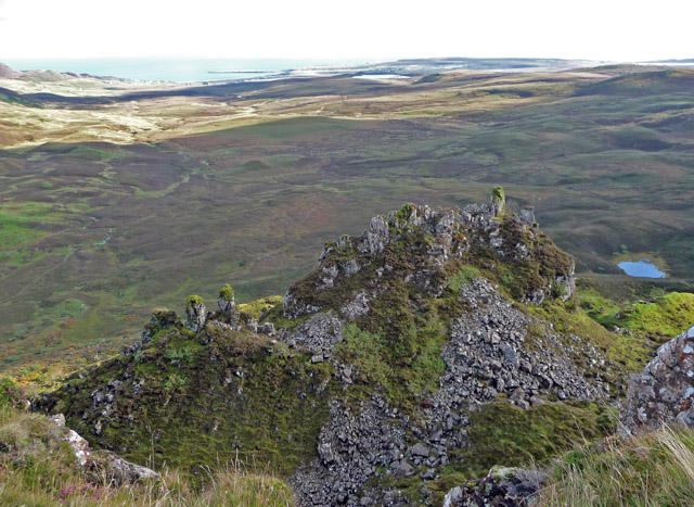 Trotternish Ridge outlier