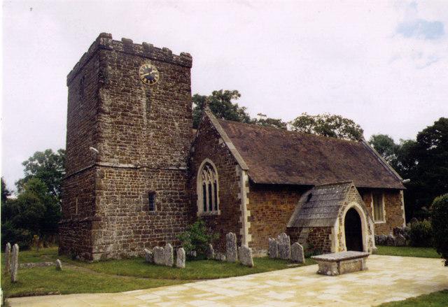 St Andrew, Kinson