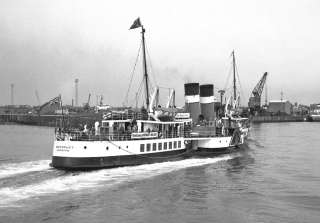 P.S. 'Waverley', Starboard stern
