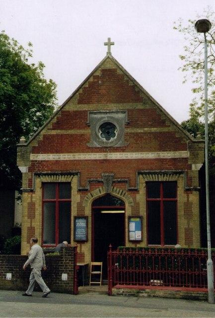 St John, Purewell