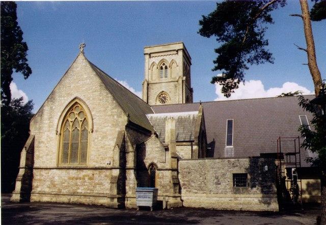 St Mark, Talbot Village