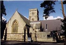 SZ0694 : St Mark, Talbot Village by Michael FORD