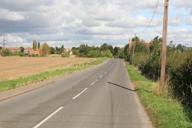 Askham village ahead