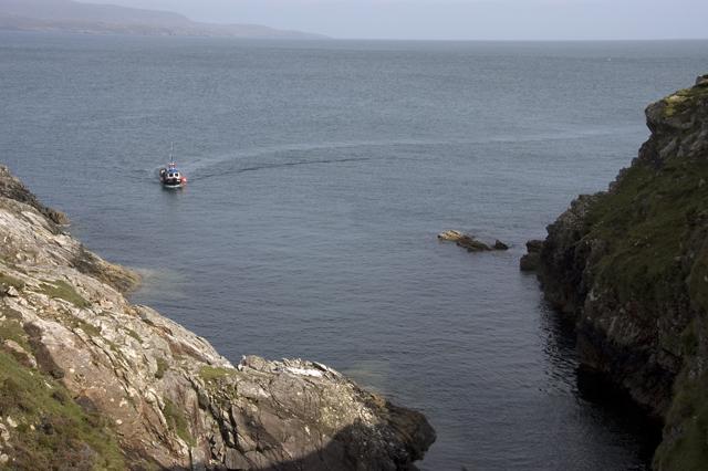 Fishing boat at Raimeridhgeodha