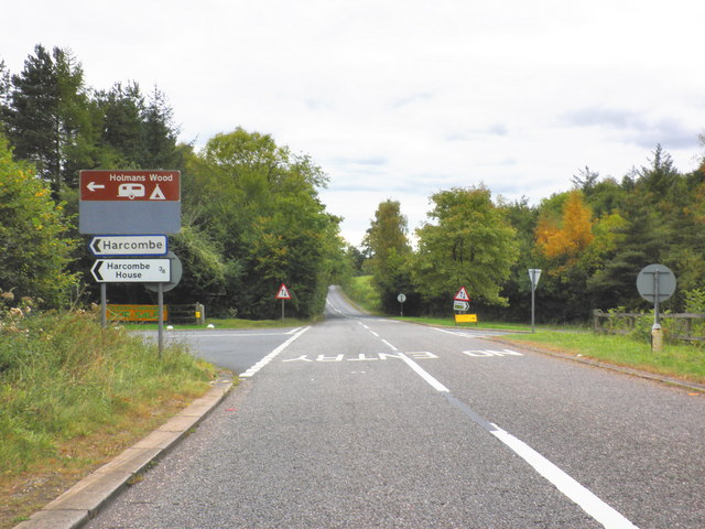 Junction for Harcombe