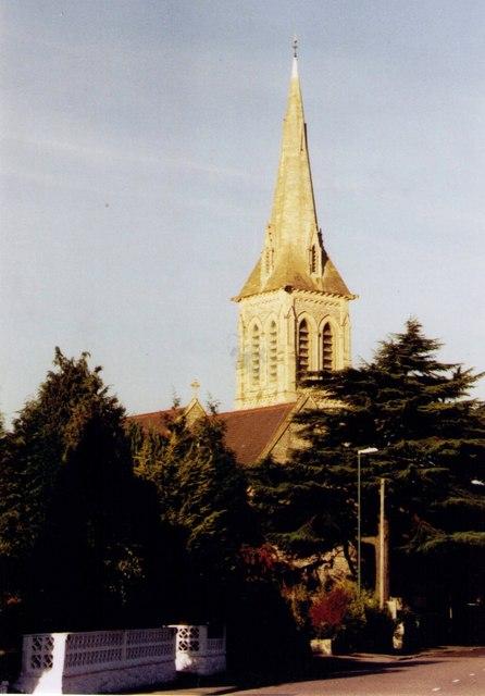 St John the Evangelist, Surrey Road, Bournemouth