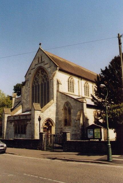All Saints, Southbourne