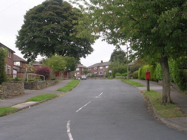 North Dene Road - Sackville Road