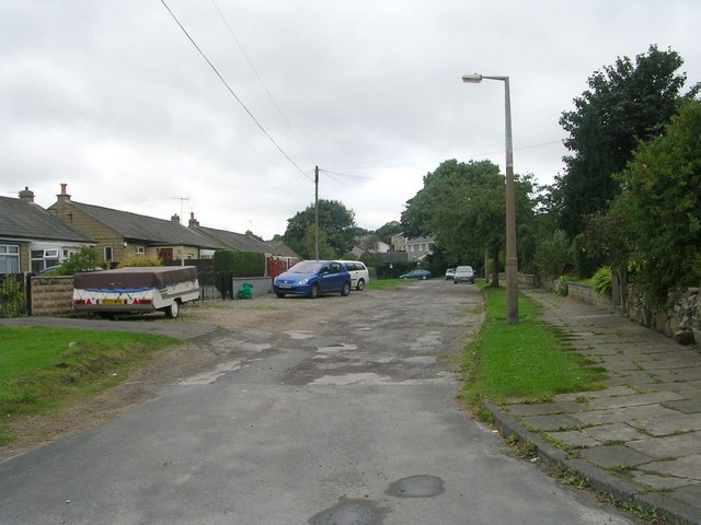 Sackville Road - viewed from North Dene Road