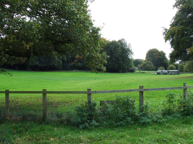 Ullenwood Cricket  Field and Pavilion