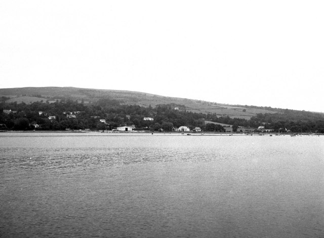 Eastern shore of Gareloch