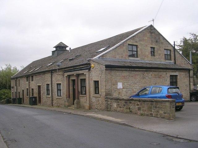 Building - Bradley Road