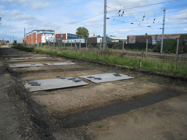 Building a guided busway