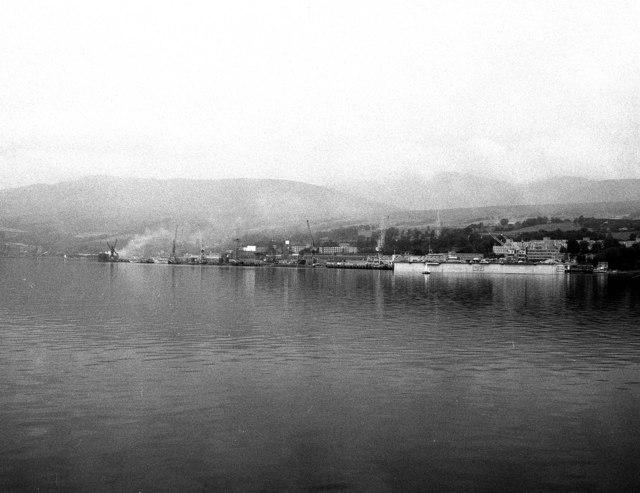 Faslane Bay
