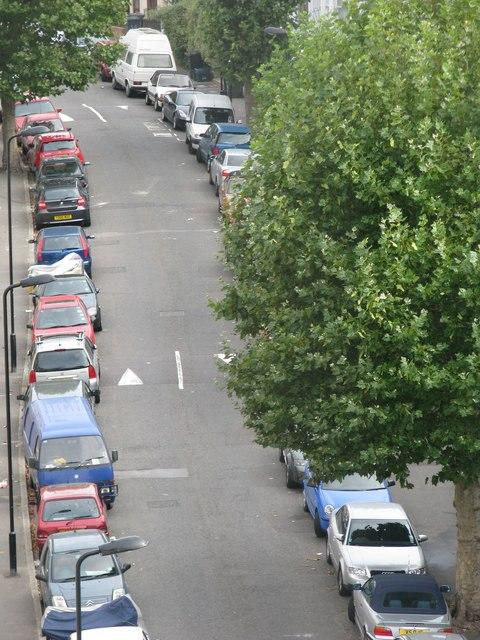 Alkham Road, Stoke Newington