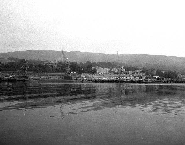 Nuclear submarine base, Faslane