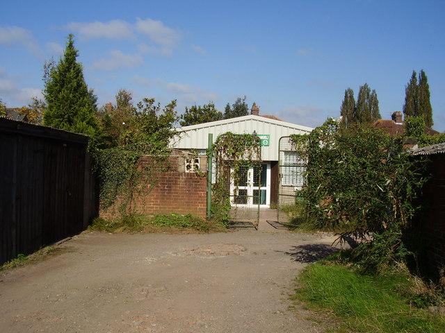 Emmanuel Scout hut