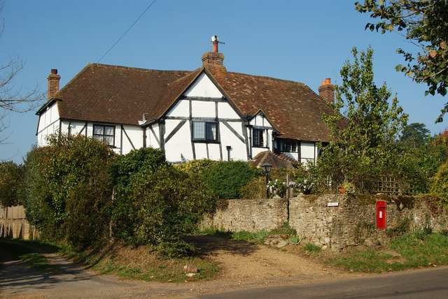 Pillarbox Cottage, Littleton, Surrey