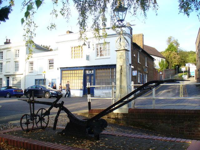 Hemel Hempstead High Street