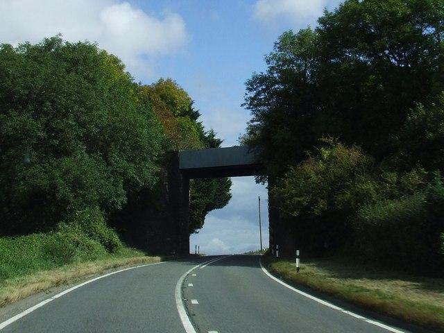 Railway Bridge over the A48