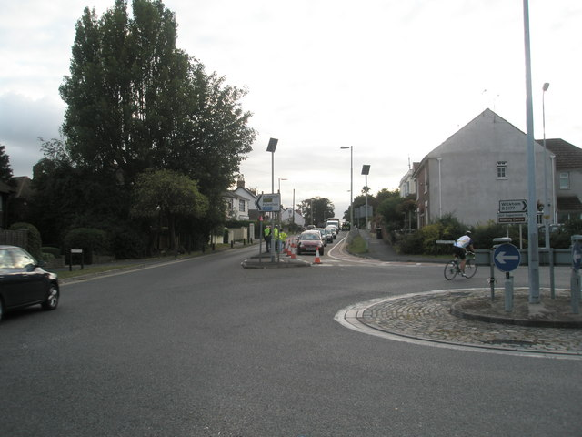 Traffic census on Bedhampton Hill (3)