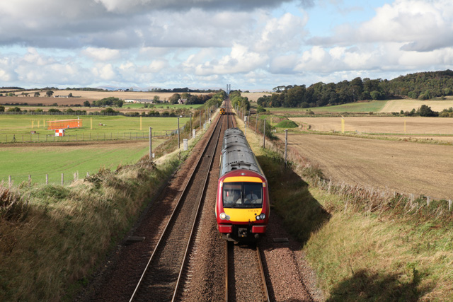 Edinburgh - Fife trainline