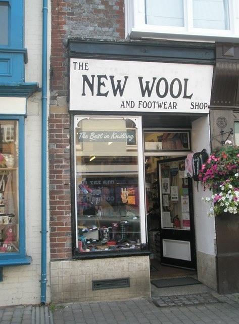 New Wool in Bishop's Waltham High Street