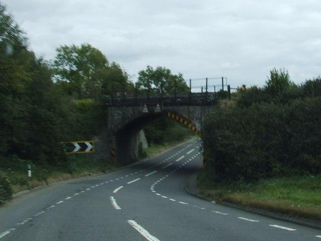 Railway Bridge near Westbury