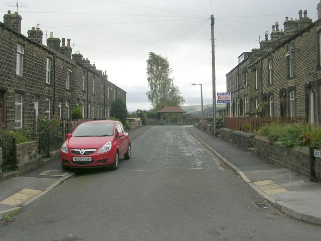 West View - Skipton Road