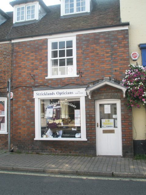 Sticklands in Bishop's Waltham High Street