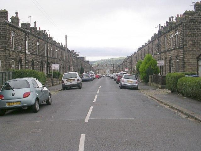 Tufton Street - Skipton Road