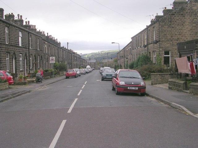 Hothfield Street - Skipton Road