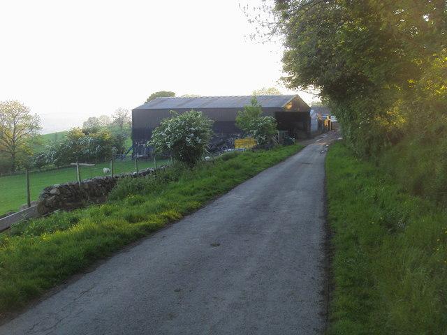 Fell End Farm