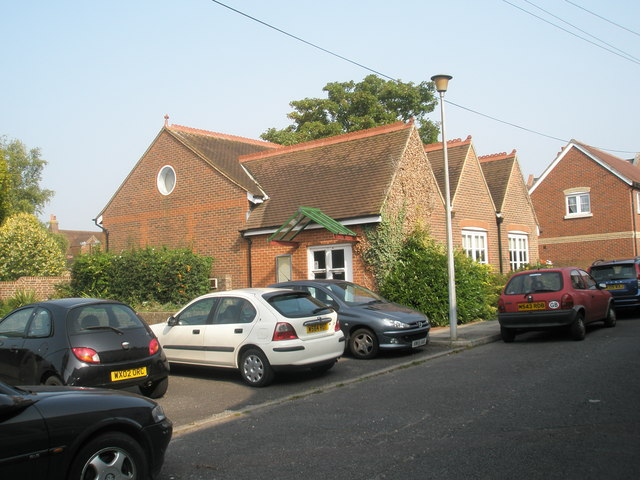 Bishop's Waltham Christian Fellowship in Basinghall Street