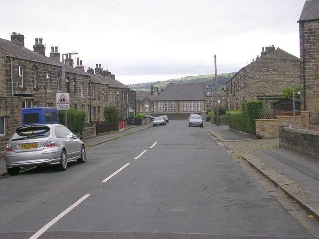 Barrett Street - Skipton Road