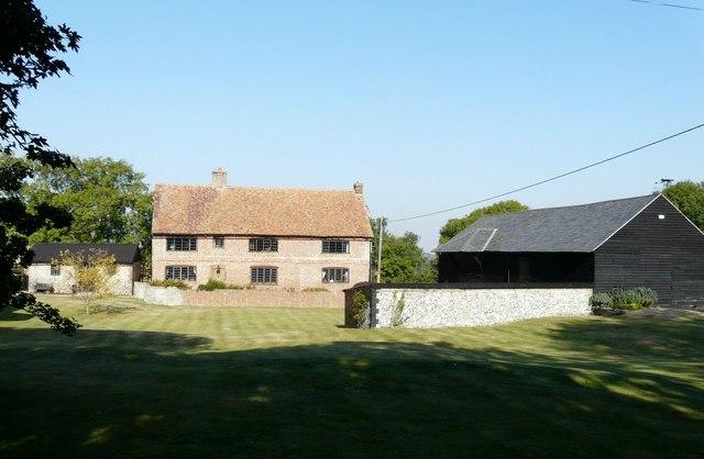 Coldred Court Farm