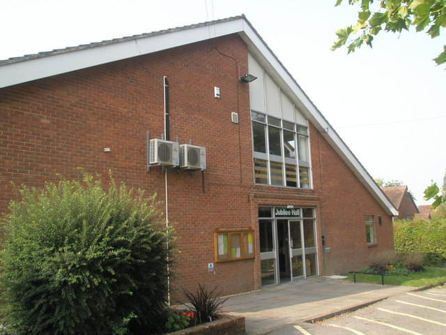 Jubilee Hall in Little Shore Lane