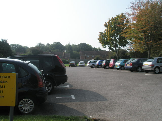 Jubilee Hall Car Park just off Little Shore Lane