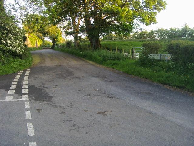 Bewaldeth End Road