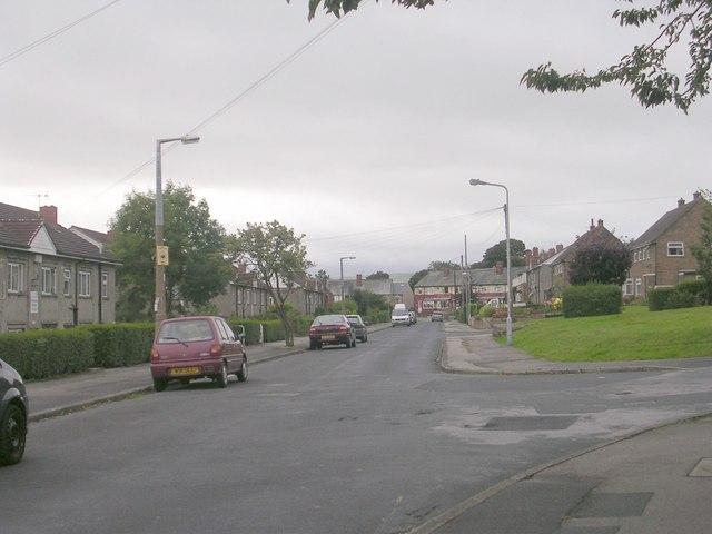 Gloucester Avenue - Dradishaw Road