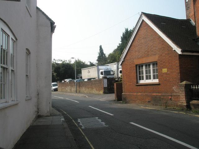 Shore Lane