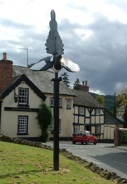 Magnus the Magpie, Weobley