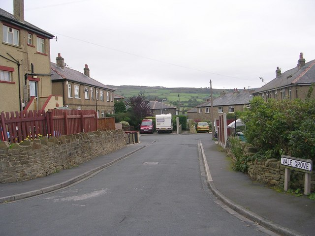 Vale Grove - Dradishaw Road